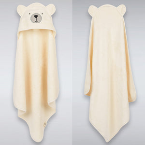 Hooded Towel – Teddy Bear