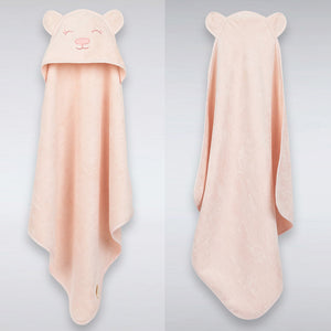Hooded Towel – Grrly Bear