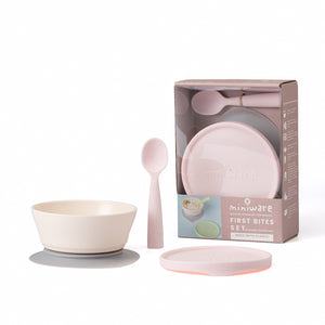 First Foods Bundle (4m+) - Pink