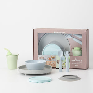 Little Foodie All-In-One Feeding Set (6m+) – Little Hipster