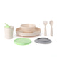 Little Foodie All-In-One Feeding Set (6m+) – Vanilla/Lime
