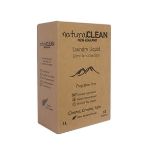 naturalCLEAN Laundry Liquid