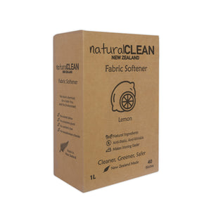 naturalCLEAN Fabric Softener