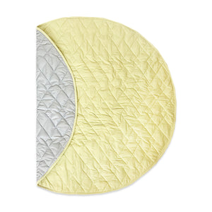 Indoor/Outdoor Quilted Playmat – Lime