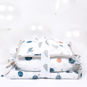 New Baby Mini Cot Set – Out Of This World