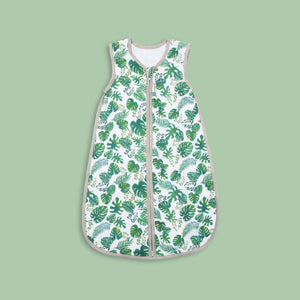 Bamboo Muslin Sleeping Bag - Bloom