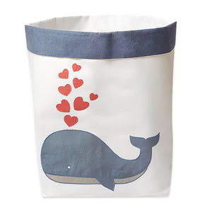 Fabric Storage Baskets – Mama Whale