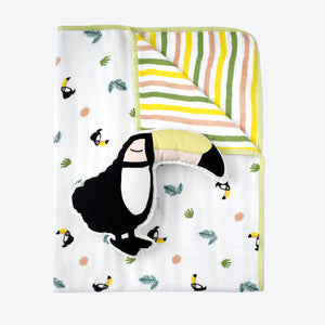 Tuck Me In Gift Bundle – Tropical Toucan