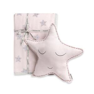 Tuck Me In Gift Bundle – Sleepy Star (Pink)