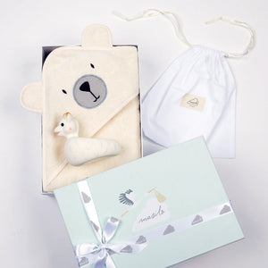 Splish Splash Box – Teddy Bear