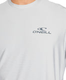 O'Neill mens rash tops - grey long