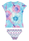 Seafolly UV 2 piece suits - festival surf