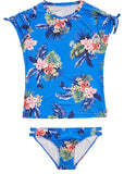 Seafolly UV two piece suit - hawaii floral