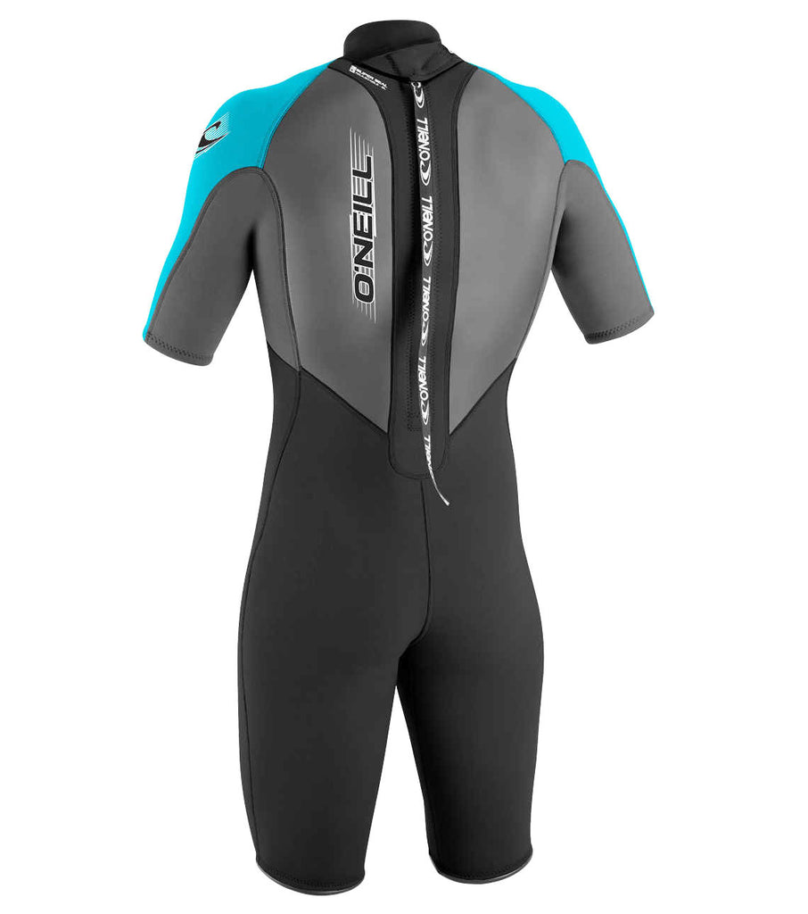 O'Neill wetsuit - graphite turquoise 2mm