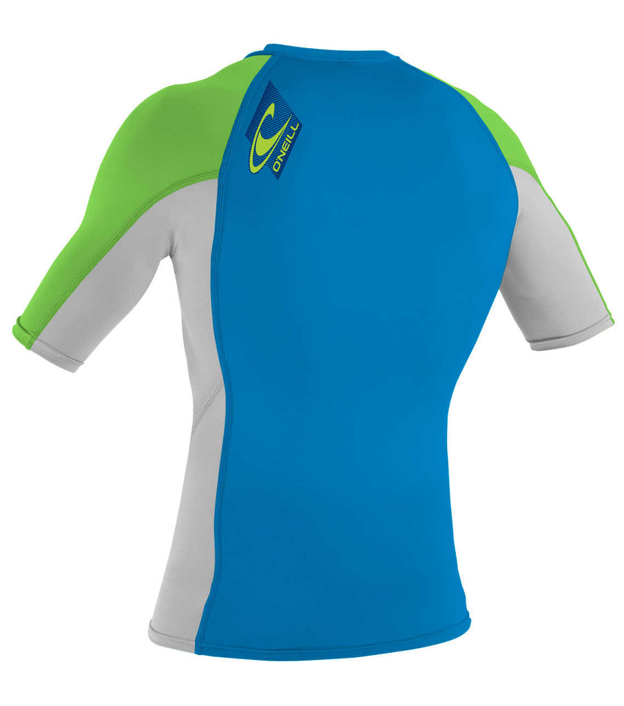 O'Neill youth rash top  - blue lunar