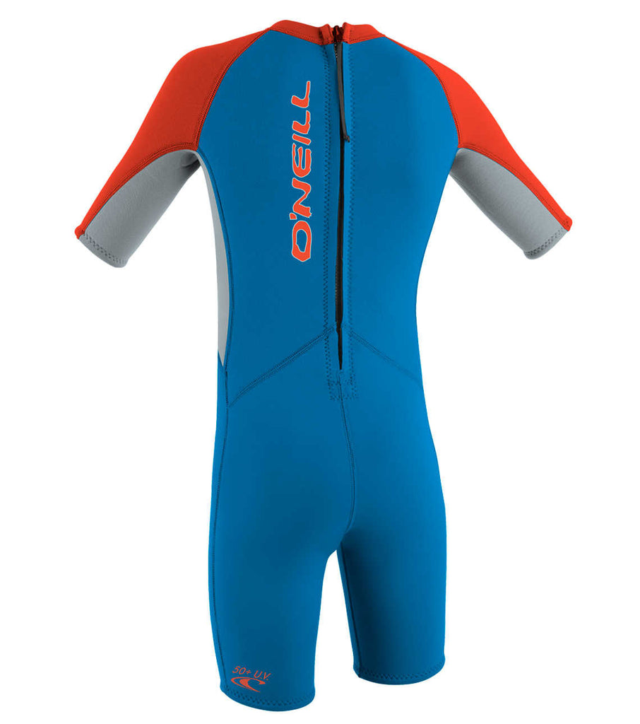 O'Neill wetsuit - blue red