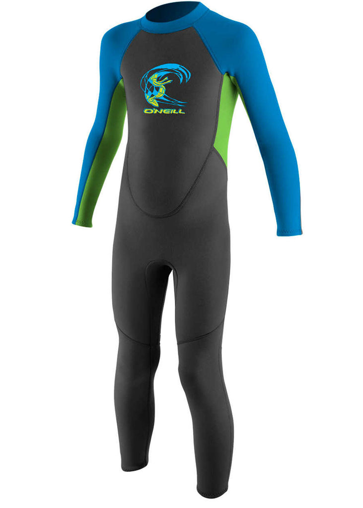 O'Neill wetsuit - graphite blue full