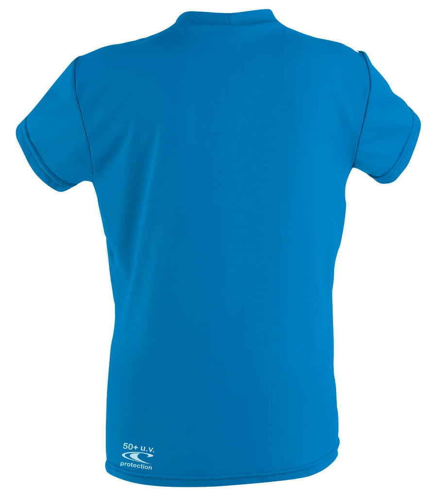 O'Neill toddler rash top - surf blue