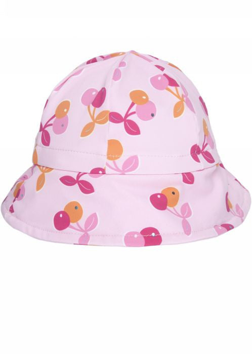 Archimede sun hats - cherry