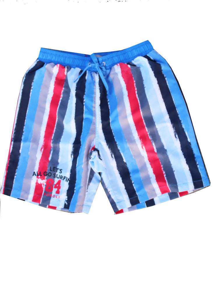 Boboli boys swimshorts - beach stripe