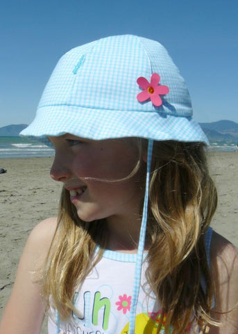 Flap Happy sun hats - daisy