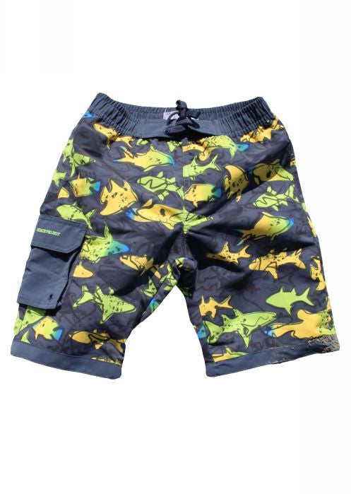 Boboli boys swimshorts - fish