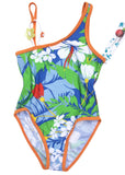 Boboli girls swimsuits - aloha