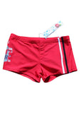 Boboli boys swim trunks - tomato