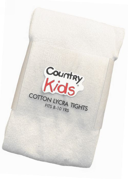 Country Kids tights - ivory