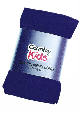 Country Kids tights - red