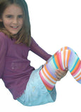 Country Kids tights - orange