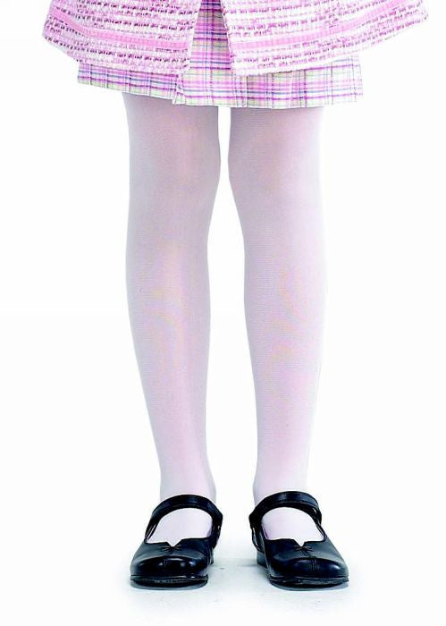 Country Kids sheer tights - white