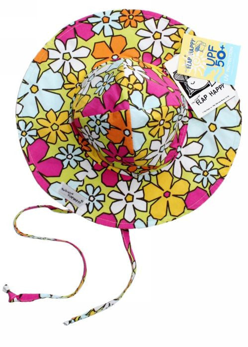 Flap Happy sun hats - hana lei