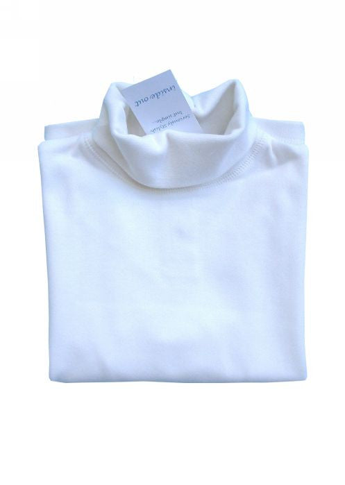 Inside Out polo top - cream