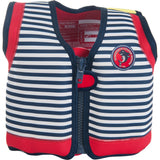 Konfidence jacket - nautical navy stripe