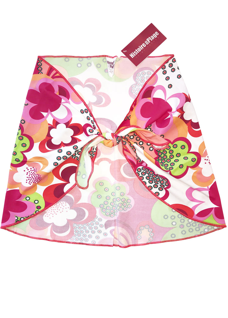 Histoire girls sarongs - tropical