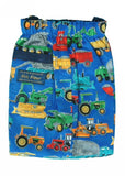 Kids Kaper summer trousers - royal digger