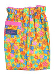 Kids Kaper girls trousers - yellow stars