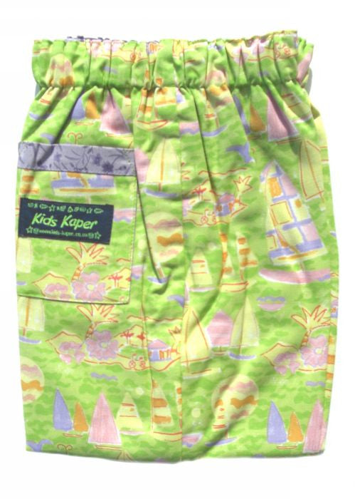 Kids Kaper summer trousers - spring