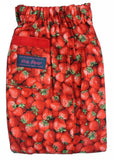 Kids Kaper girls trousers - red strawberry