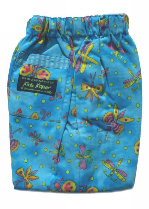 Kids Kaper summer trousers - butterfly