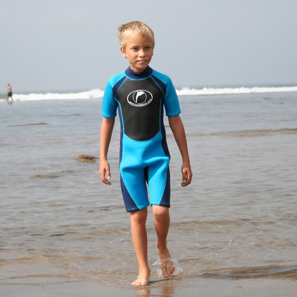 Konfidence wet suit - blue