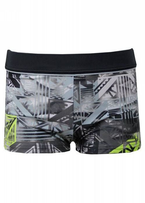 Lentiggini boys swimshorts - lime