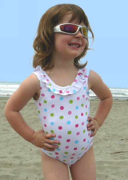 Mitty James swimsuits - dotty