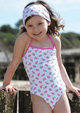 Mitty James swimsuits - pink rose