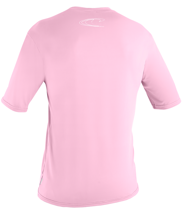 O'Neill toddler rash top - basic pink