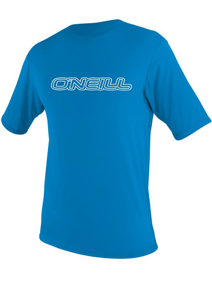 O'Neill toddler rash tops - bright blue