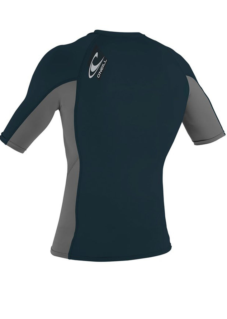 O'Neill youth rash top - graphite