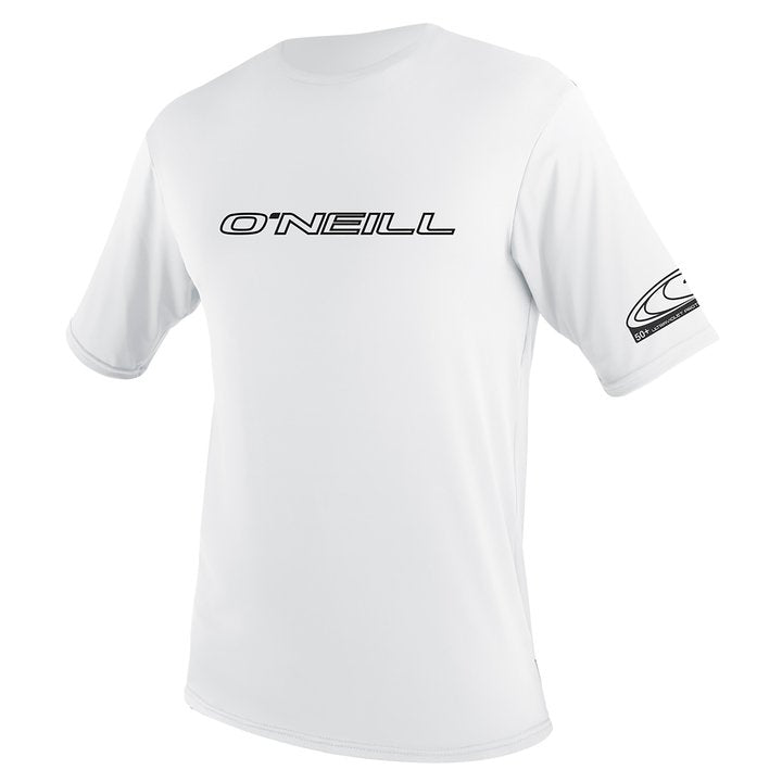 O'Neill youth rash top  - white