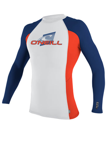 O'Neill mens rash top - reef
